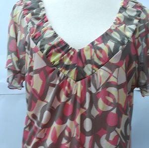DKNY XL blouse